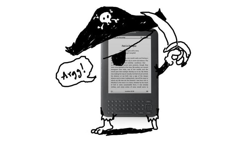 como piratear libros