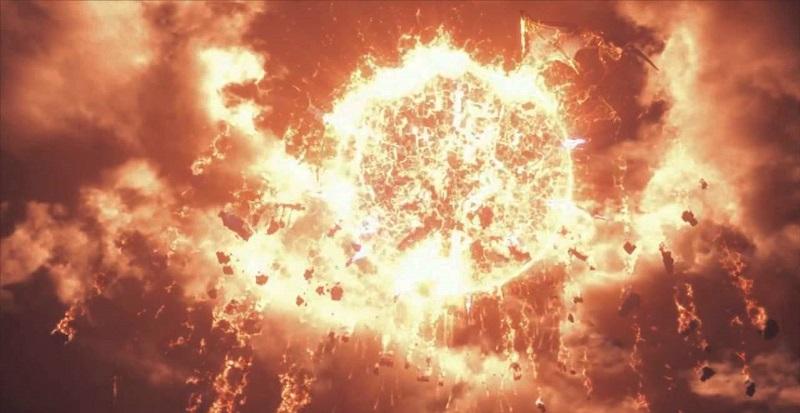 como escribir el fin del mundo final fantasy XVI