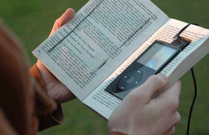escritores deberían escuchar audiolibros